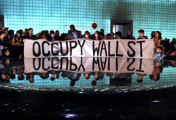 Occupy Wall Street Movement Joins With Activists Group For May Day Demonstrations